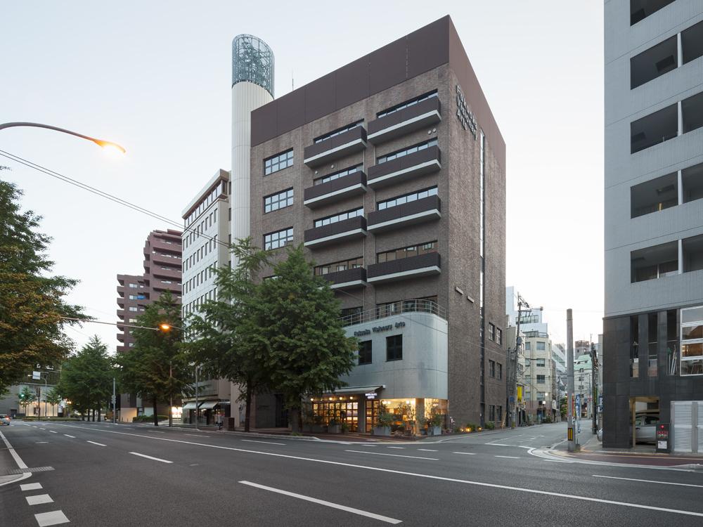 建築ウツギ設計+清水豪輝建築設計事務所_WHITE_GLASS_COFFEE_福岡_015